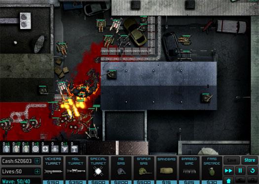 Sas Zombie Assault TD гайд. Как проходить игру