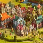 The Settlers Онлайн стратегия в реальном времени с красивой графикой