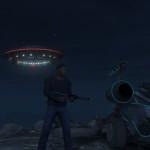 Расположение всех НЛО в GTA 5