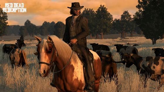 игры с открытым миром про ковбоев