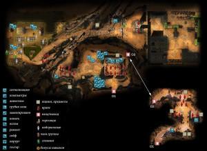 Карта Тюрьмы