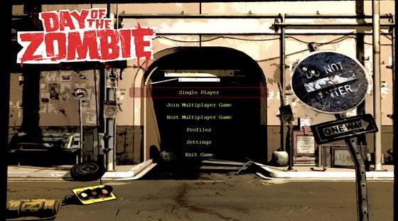 Русская игра про зомби