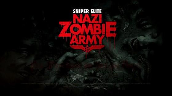 ИГра где снайпер убивает зомби