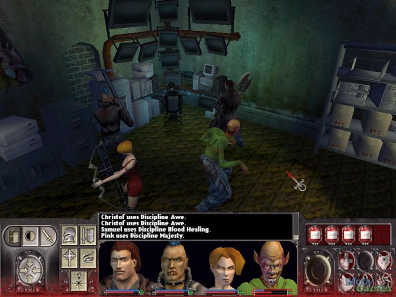 Онлайн игра ролевая про вампиров life is feudal оптимизация