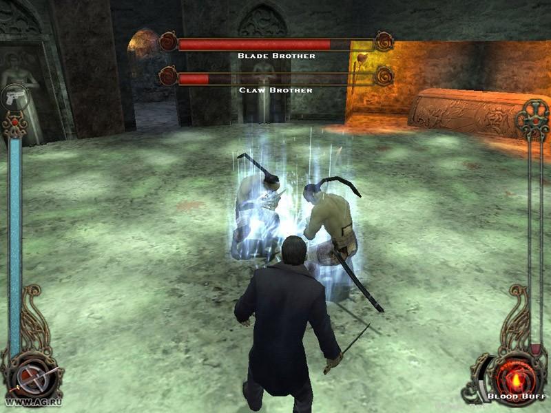 Скачать игру симулятор вампира