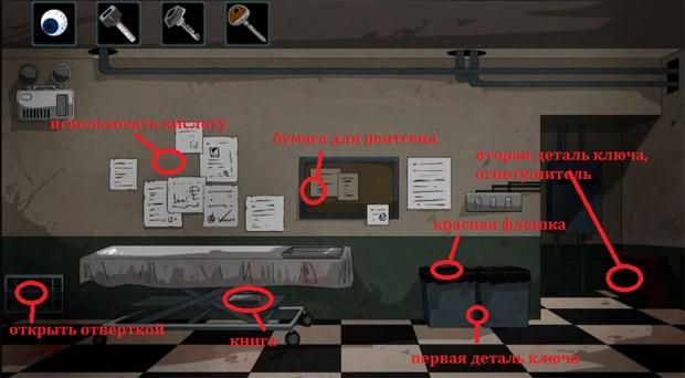 Прохождение игры бежать из тюрьмы 3