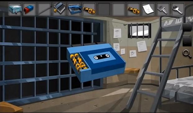 Прохождение игры Escape Prison Break