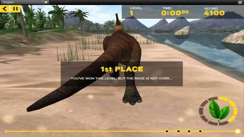 игра симулятор динозавра 3д играть онлайн бесплатно