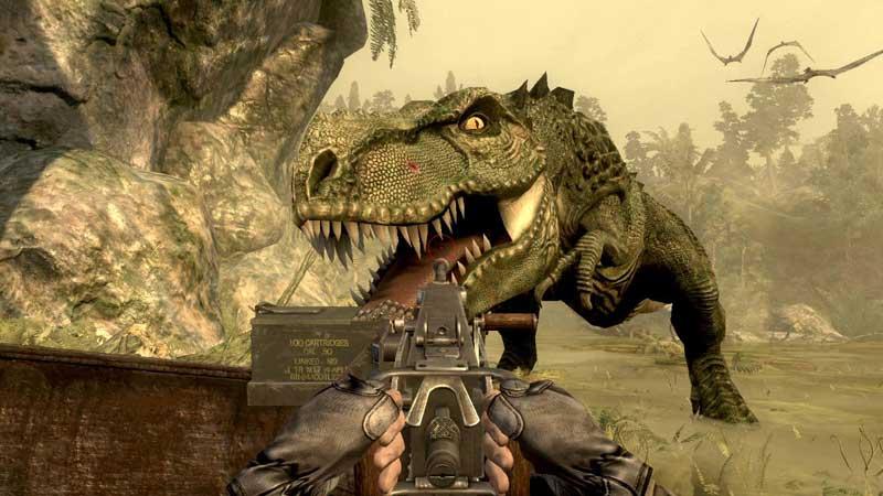 Игра про динозавров скачать торрент