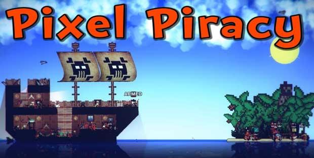 пиксельный симулятор про пиратов
