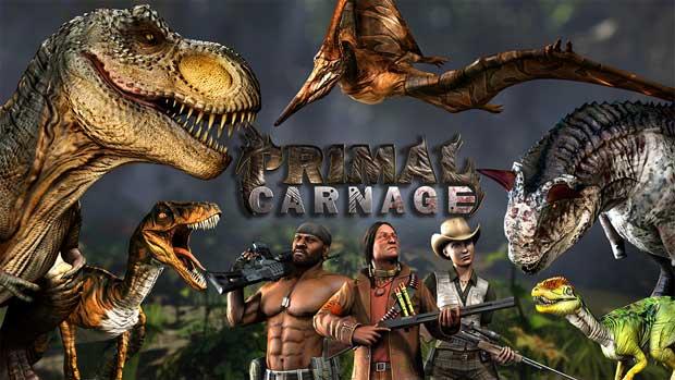 Игры про динозавров на PC