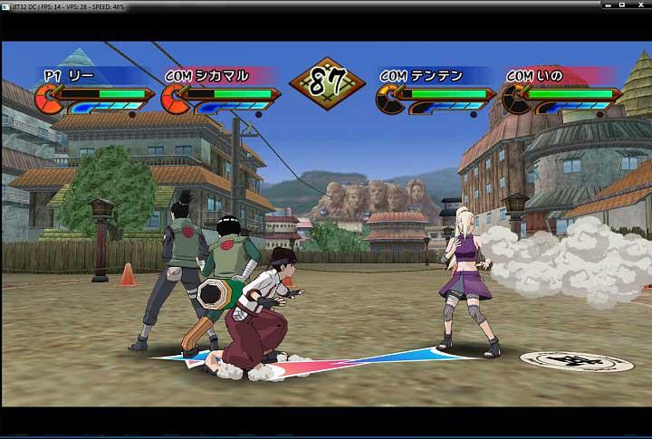 список игр ninja