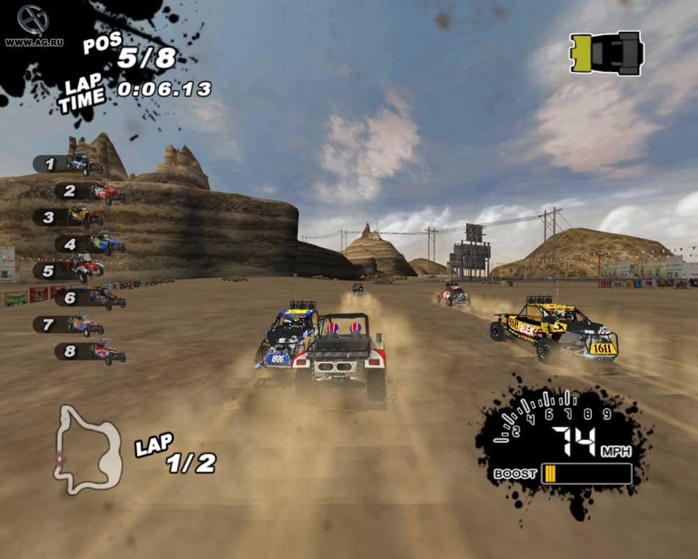 Гонки на машинах прохождение игры видео