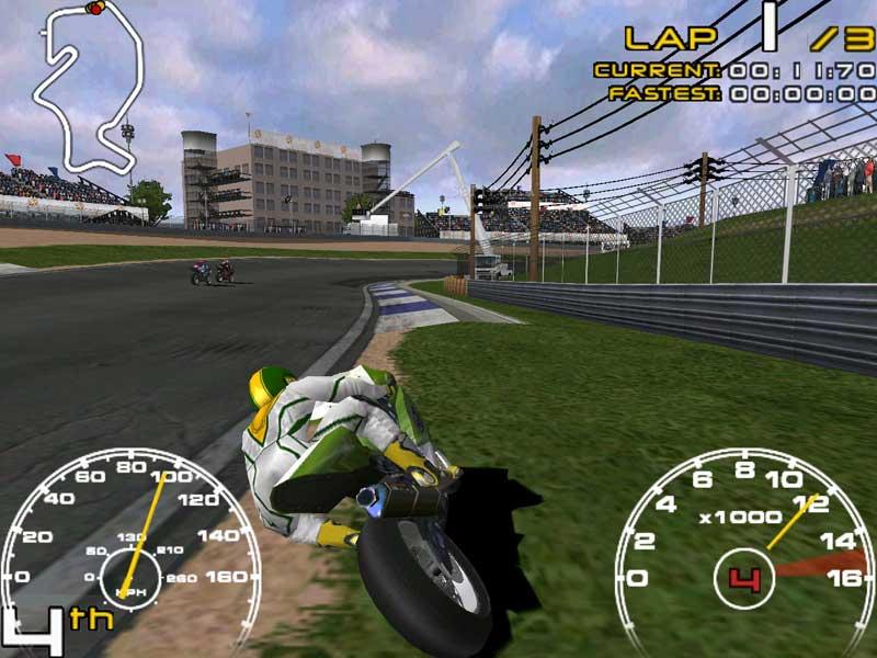 Гонки На Мотоциклах Скачать Игру На Пк - фото 9