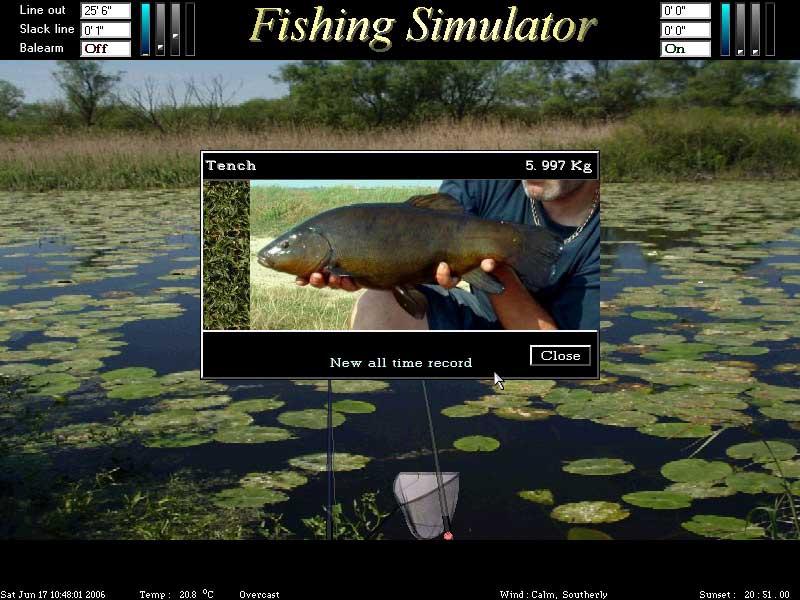 рыболовные симуляторы на компьютер