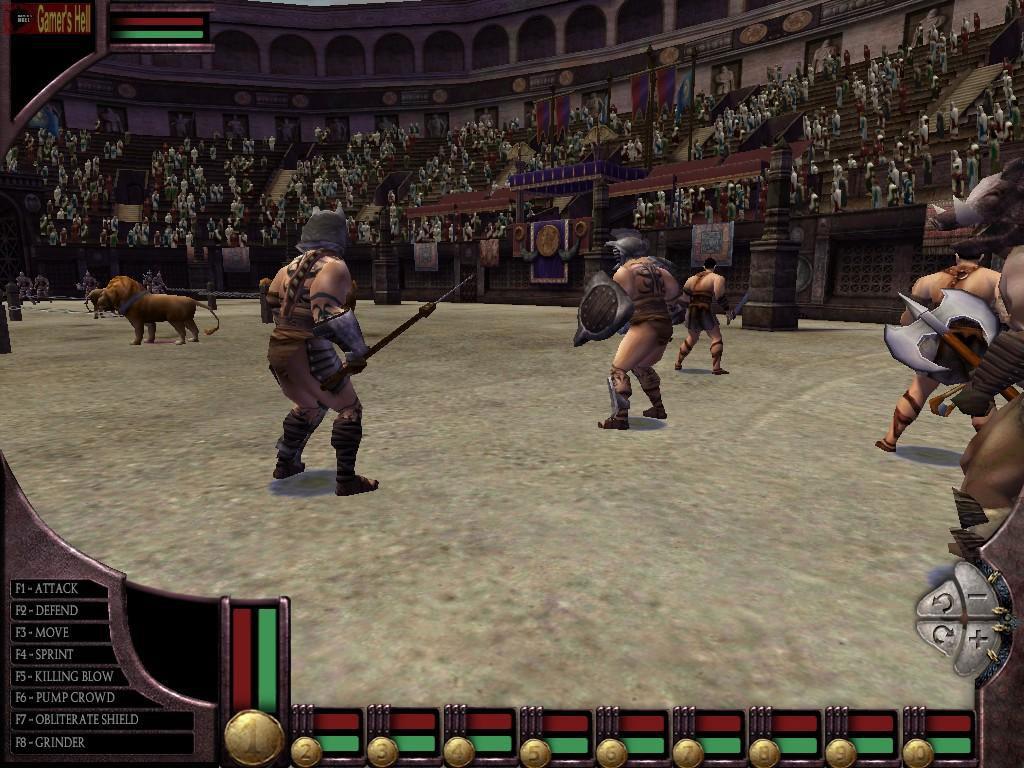 скачать игру гладиаторы на компьютер через торрент