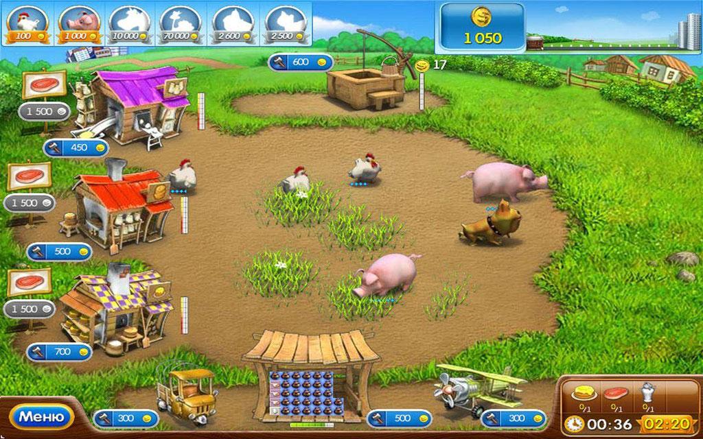 Скачать симуляторы фермы на компьютер