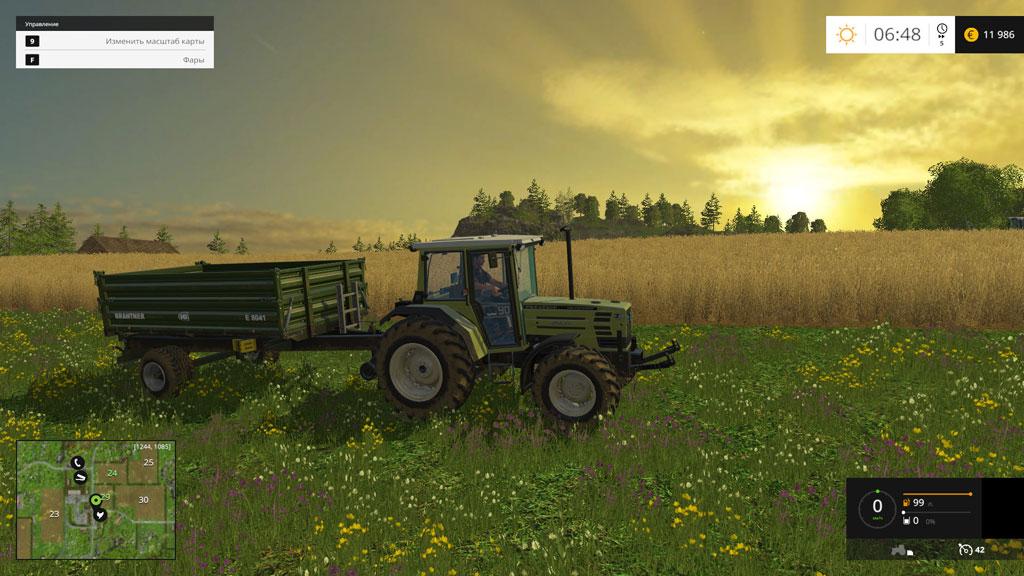 Прохождение игры ферма 2016